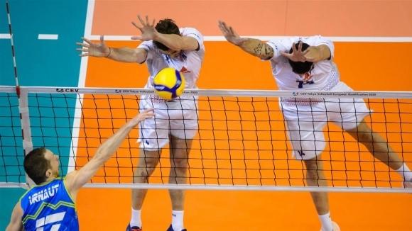 Националният волейболен отбор на Франция се класира за финала на