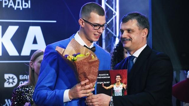 Максим Недосеков и Татяна Каладович бяха избрани за най-добрите атлети
