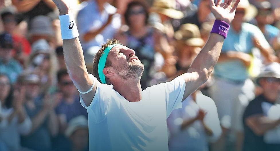 Американецът Тенис Сандгрен започна с победа защитата на титлата си