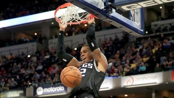Ришон Холмс изживява най-добрата си година като професионален баскетболист, но