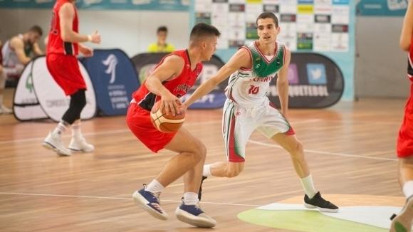 Младият баскетболист Евгени Василев вече не е част от тима