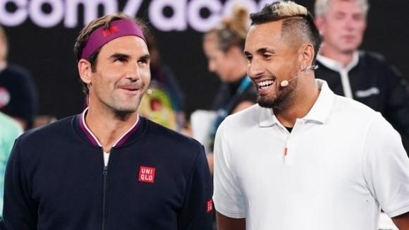 Роджър Федерер победи Ник Кириос със 7:6(6) във финала на