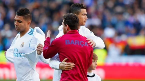 Капитанът на Барселона Лионел Меси е убеден, че съперничеството му