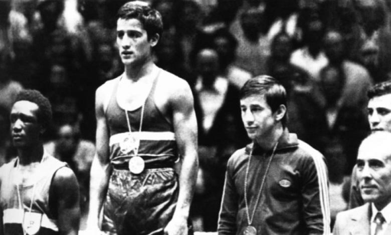 Първият олимпийски шампион на България по бокс Георги Костадинов днес