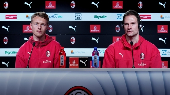 Новите попълнения на Милан, дошли под наем, Симон Кяер и