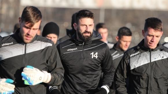 Представителният отбор на Локомотив (Пловдив) ще изиграе в събота втората