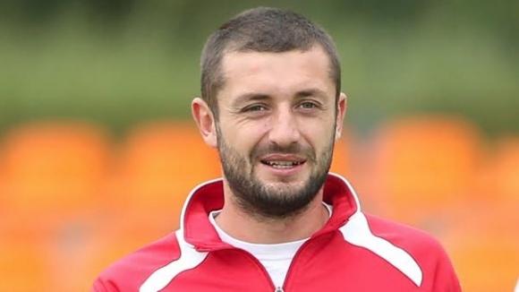 Бившият защитник на Пирин (Благоевград) Любомир Гуцев ще продължи кариерата