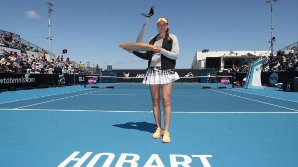 Елена Рибалкина (Казахстан) спечели турнира по тенис на твърди кортове