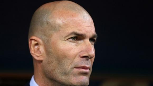 Старши треньорът на Реал Мадрид Зинедин Зидан е категоричен, че