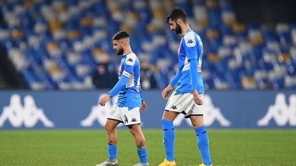 Футболистите на Наполи отново ще се изолират и ще се