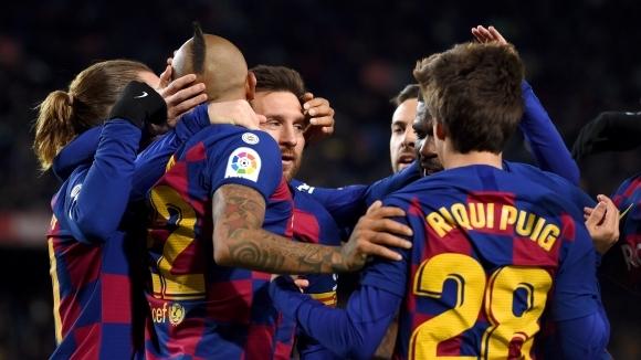 Отборите на Барселона и Гранада излизат в двубой от 20-ия