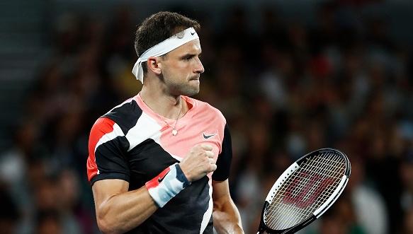 Най-добрият ни тенисист Григор Димитров започва тази сутрин участието си