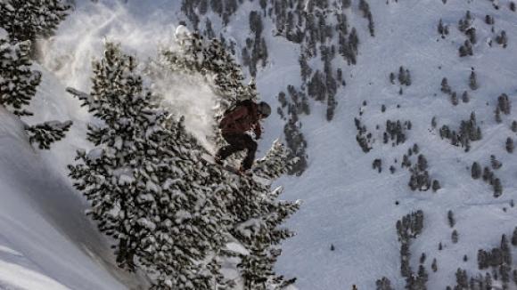 Борис Първанов се класира осми в дисциплината сноуборд при мъжете