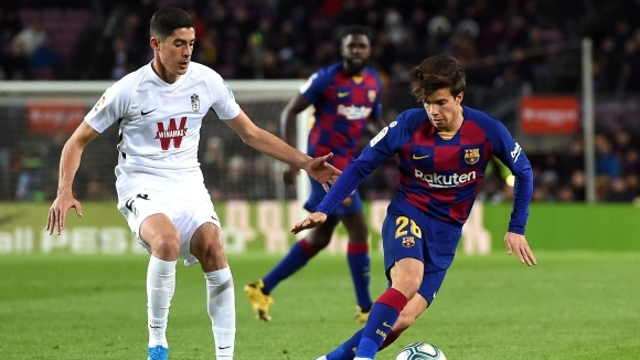 Отборът на Барселона придоби познатия облик на властелин на топката