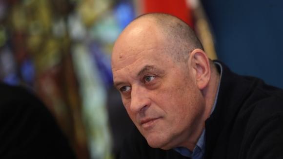 Росен Барчовски даде първа официална пресконференция след назначението му за