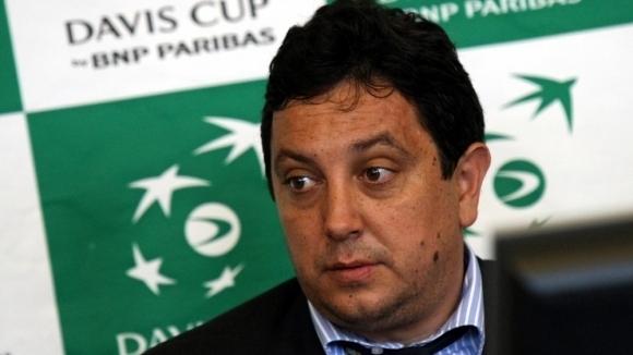 Стефан Цветков бе преизбран за Председател на Българска федерация тенис