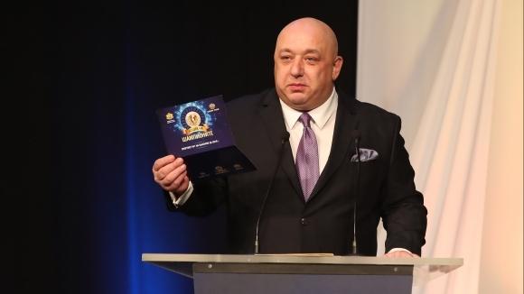 Министърът на младежта и спорта Красен Кралев бе част от