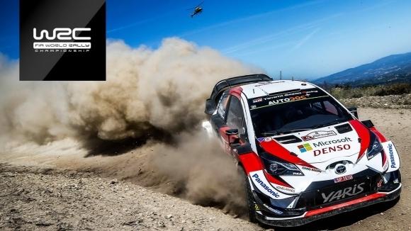 Световният рали шампионат FIA World Rally Championship е поредното ново