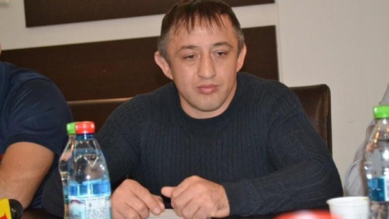 Анатолий Гуйдя, европейски шампион по свободна борба от Рига 2003,