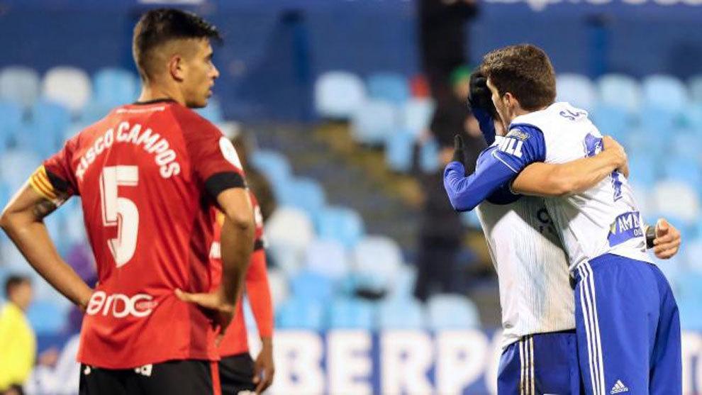 Сарагоса стана първият отбор, класирал се на 1/8-финал в турнира