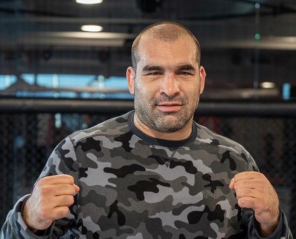 Благой Иванов-Багата продължава с подготовката за следващ сблъсък в клетката