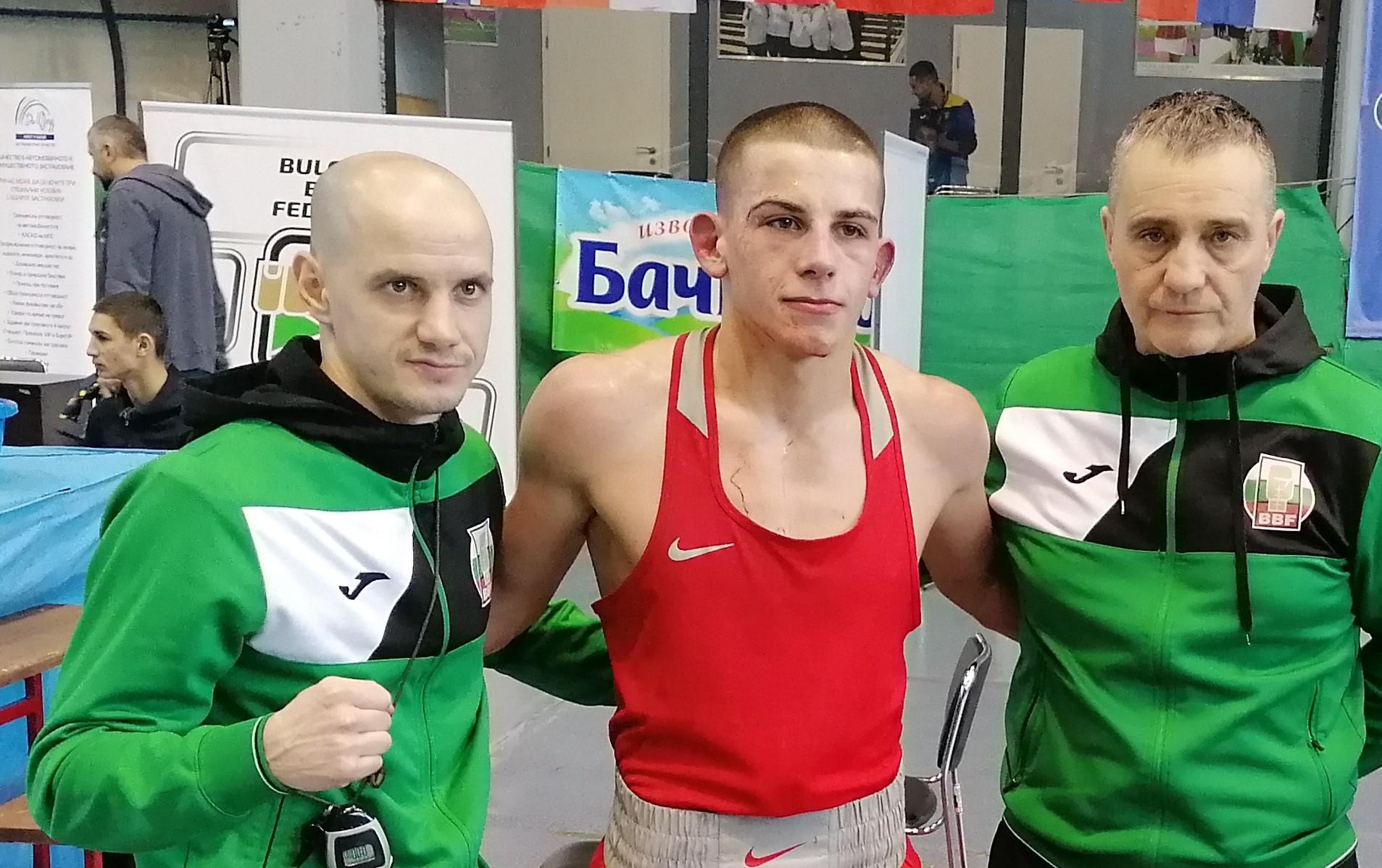 Венсан Киркоров тръгна ударно в първия си мач в категория