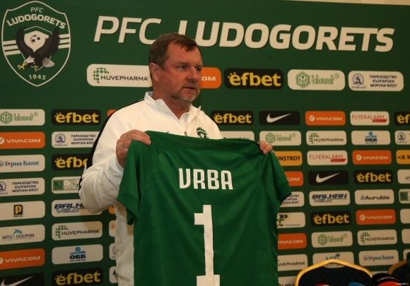 Старши треньорът на Лудогорец Павел Върба коментира поражението на тима