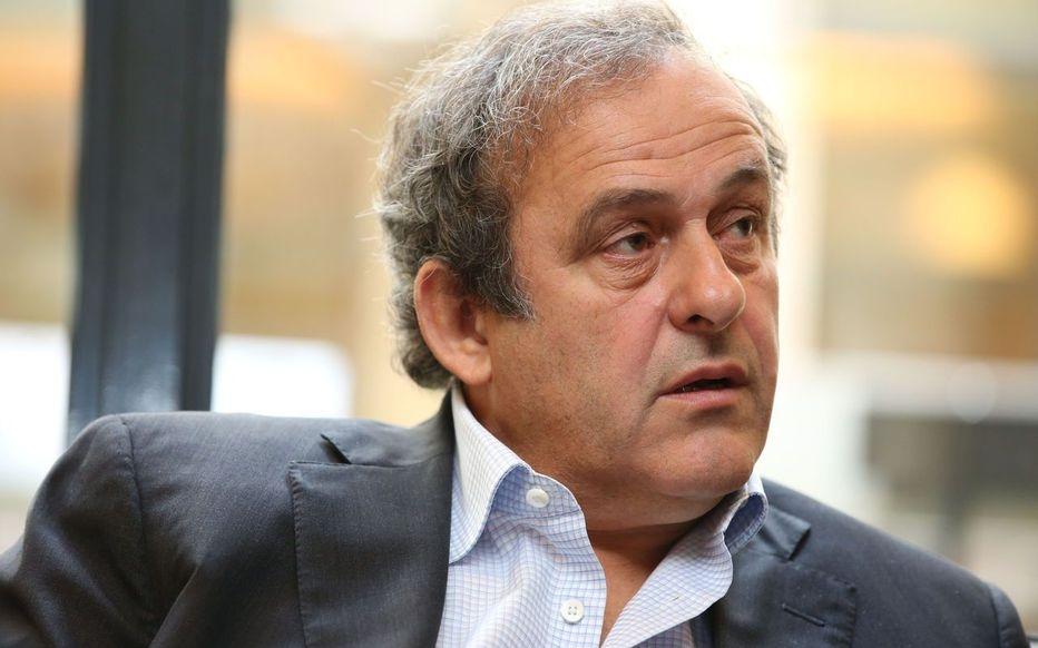 Бившият президент на УЕФА Мишел Платини ще изпълнява функциите на