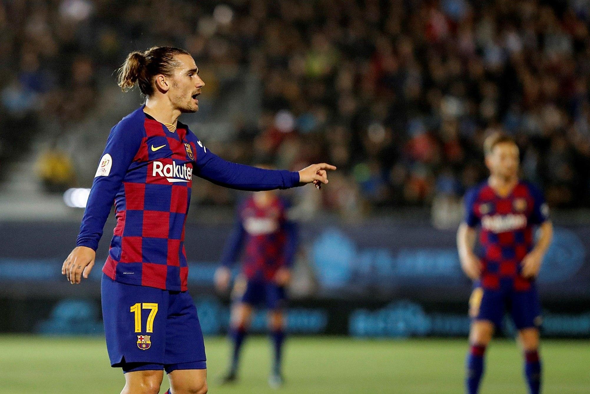 Третодивизонният Ибиса посреща като домакин лидера в Ла Лига Барселона