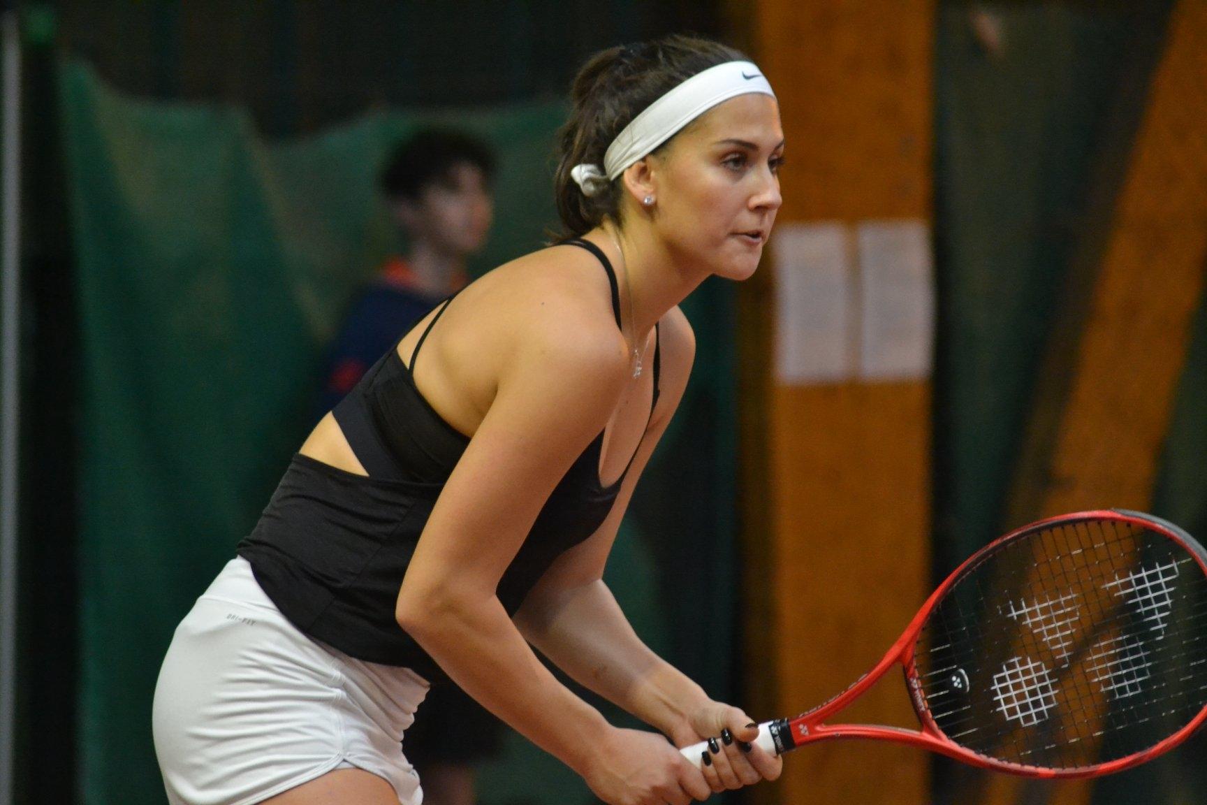 Джулия Терзийска се класира за четвъртфиналите на турнира по тенис