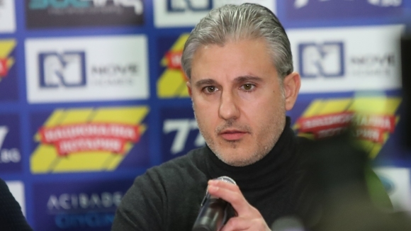 Изпълнителният директор на Левски Павел Колев заяви, че няма сериозни
