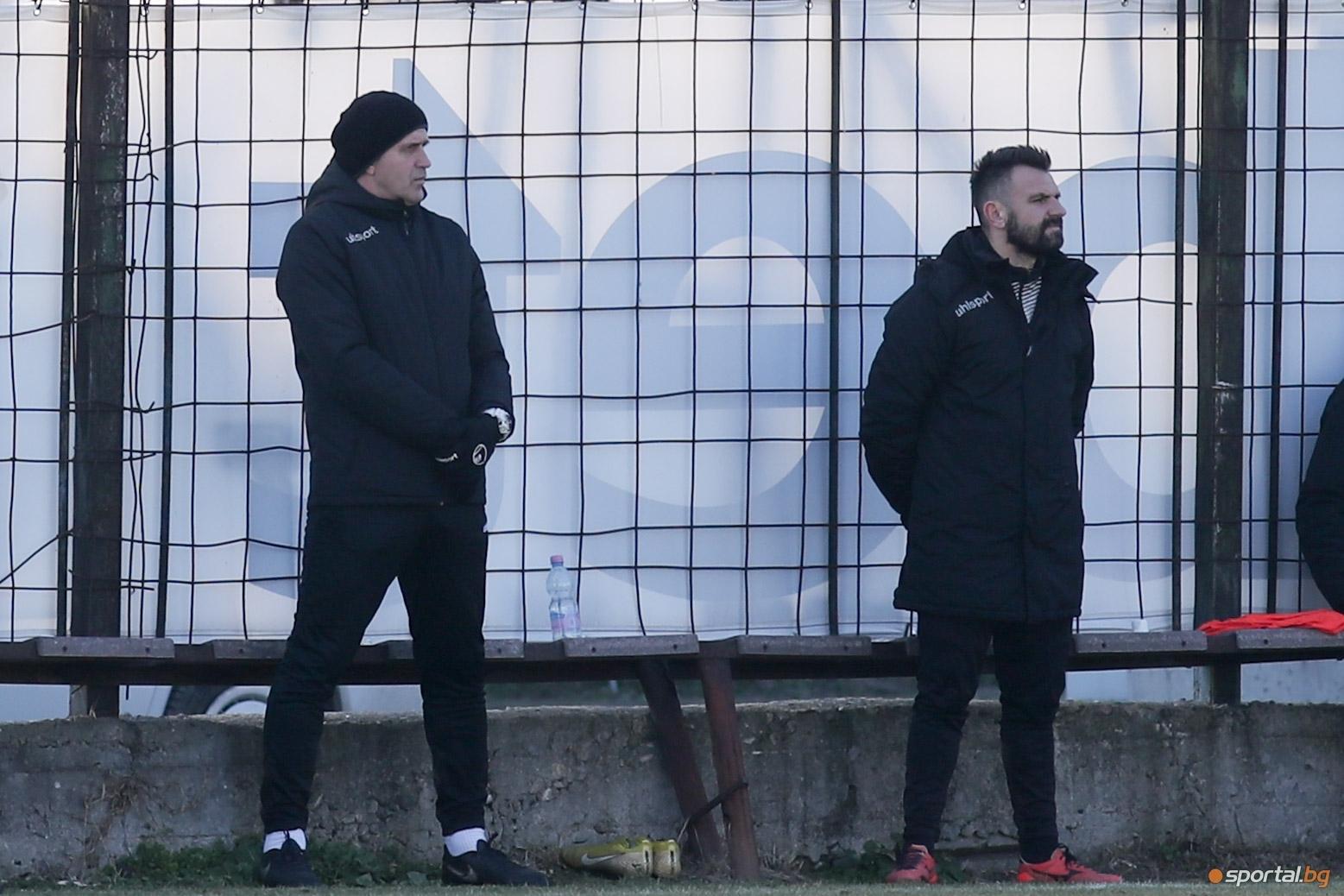 Представителният отбор на Локомотив (Пловдив) ще изиграе днес (23.01) първата