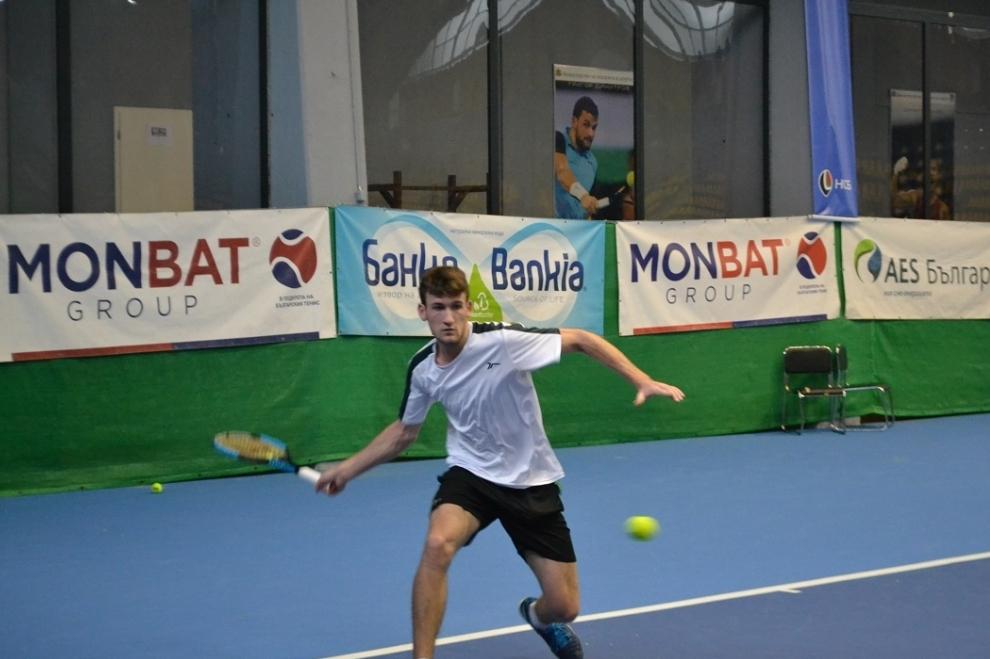 Леонид Шейнгезихт се класира за втория кръг на турнира за
