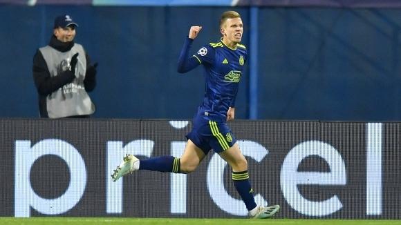 Трансферната сага около звездата на Динамо (Загреб) Дани Олмо е