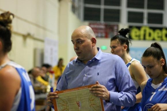 Старши треньорът на Монтана 2003 Стефан Михайлов не скри задоволството