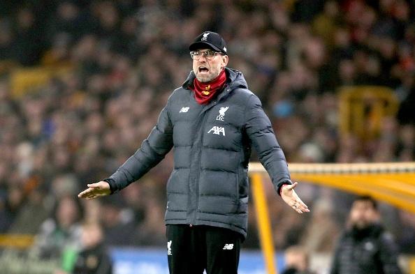 Мениджърът на Ливърпул Юрген Клоп хвърли яснота около травмата, която