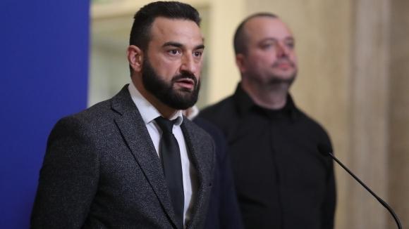 Председателят на Националния клуб на привържениците на Левски Степан Хиндлиян