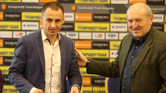 Доскорошният капитан на Локомотив (Пловдив) Георги Илиев беше един от
