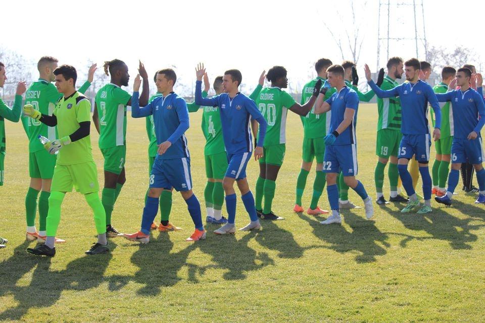 Отборът на Пирин (Благоевград) победи с 3:0 юношите на Левски