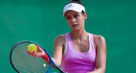 Българката Юлия Стаматова отпадна на четвъртфиналите на турнира по тенис