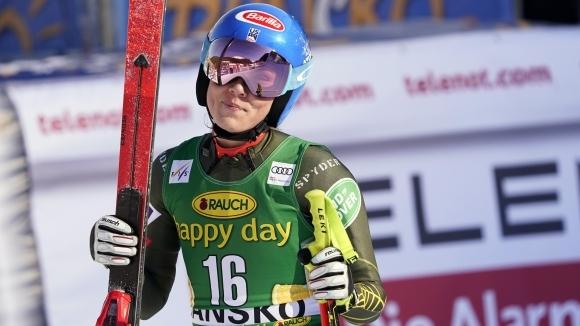 Микаела Шифрин е кралицата на алпийските ски, но все още