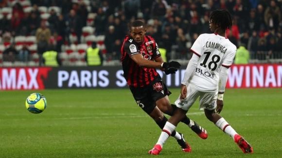 В първи мач от 21-ия кръг в Лига 1 Ница