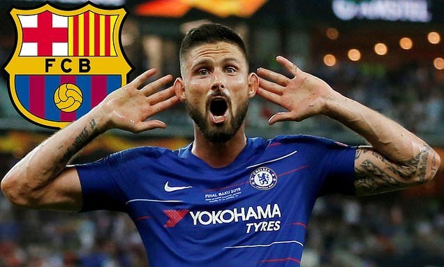 Опитите на Барселона да привлече нов нападател до края на