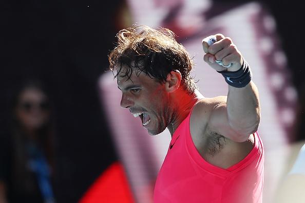 Световният №1 Рафаел Надал се класира за 1/8-финалите на Australian