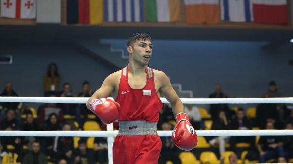 Тримата български боксьори, които стигнаха до финали на турнира за