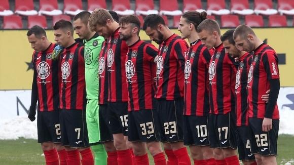 Отборът на Локомотив (София) победи с 4:0 Доброславци във втората