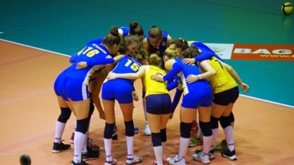 Волейболният отбор на Раковски (Димитровград) записа 4-а победа в НВЛ-жени.