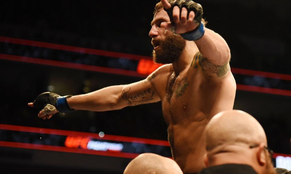 Майкъл Киеза (САЩ) шокира бившия шампион на UFC в лека