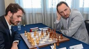 Състезаващият се за Грузия българин Иван Чепаринов завърши реми с