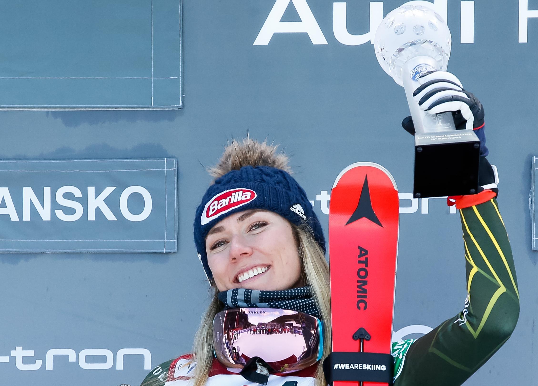 Амеракинката Микаела Шифрин записа втора победа в Банско в рамките